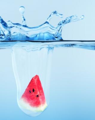 Drik vand og tab dig.