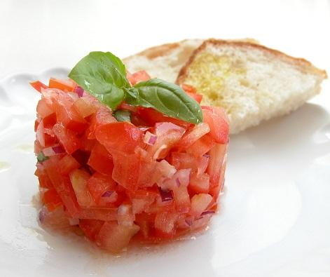 Tomat tartar
