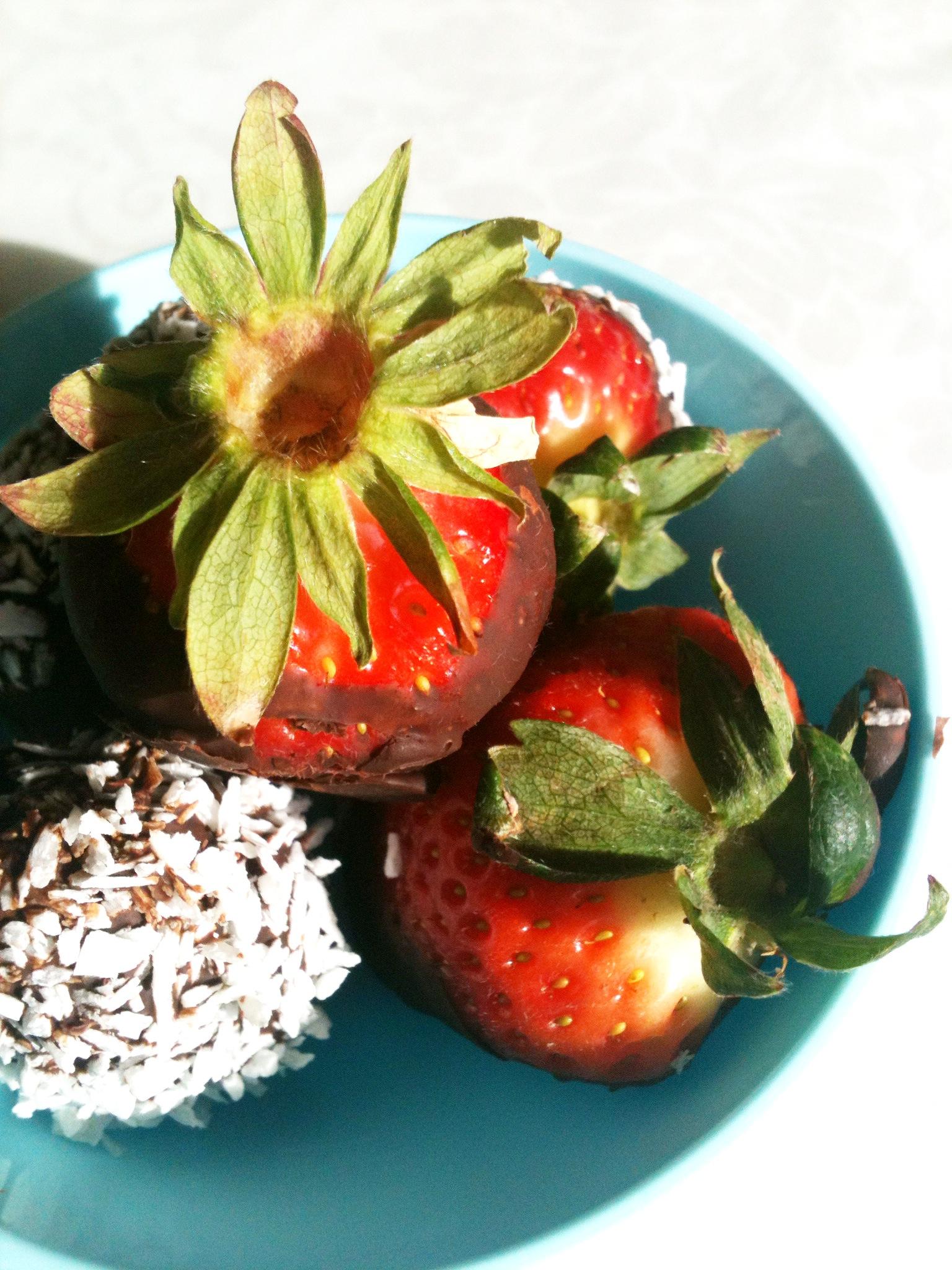 Jordbær guf – af Helle Koed Paulsen*