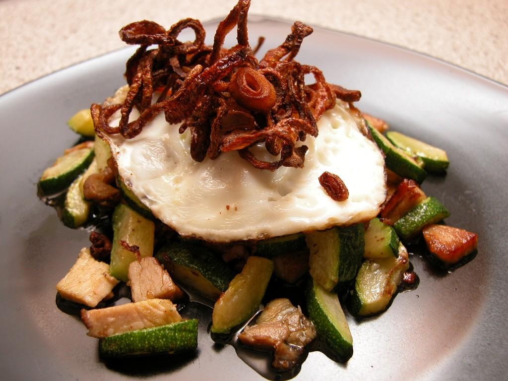 oksekoed med kartoffelmos i ovn