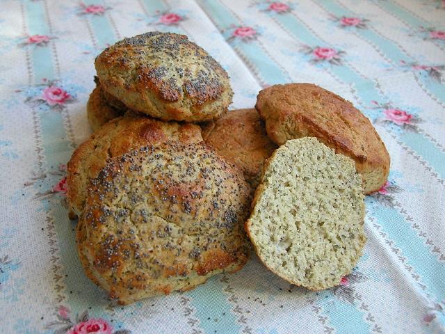 brød uden hvedemel og sukker