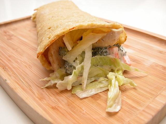 LCHF Tortillas (uden mel)