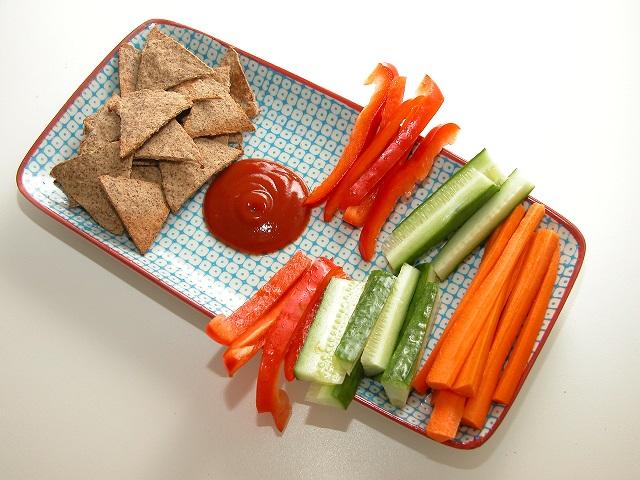 LCHF Chips (uden ost)