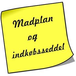 Madplan og indkøbsseddel nr. 2 – Din PCO-diæt.