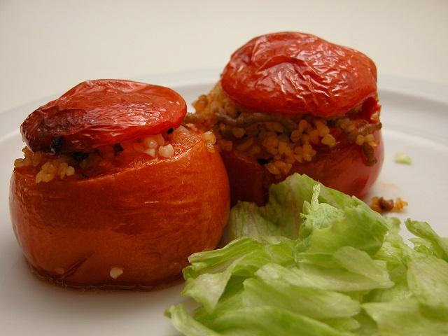 Fyldte tomater