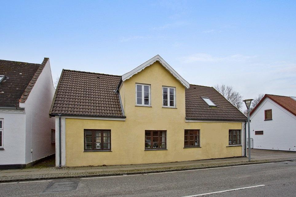 Huset fra gaden