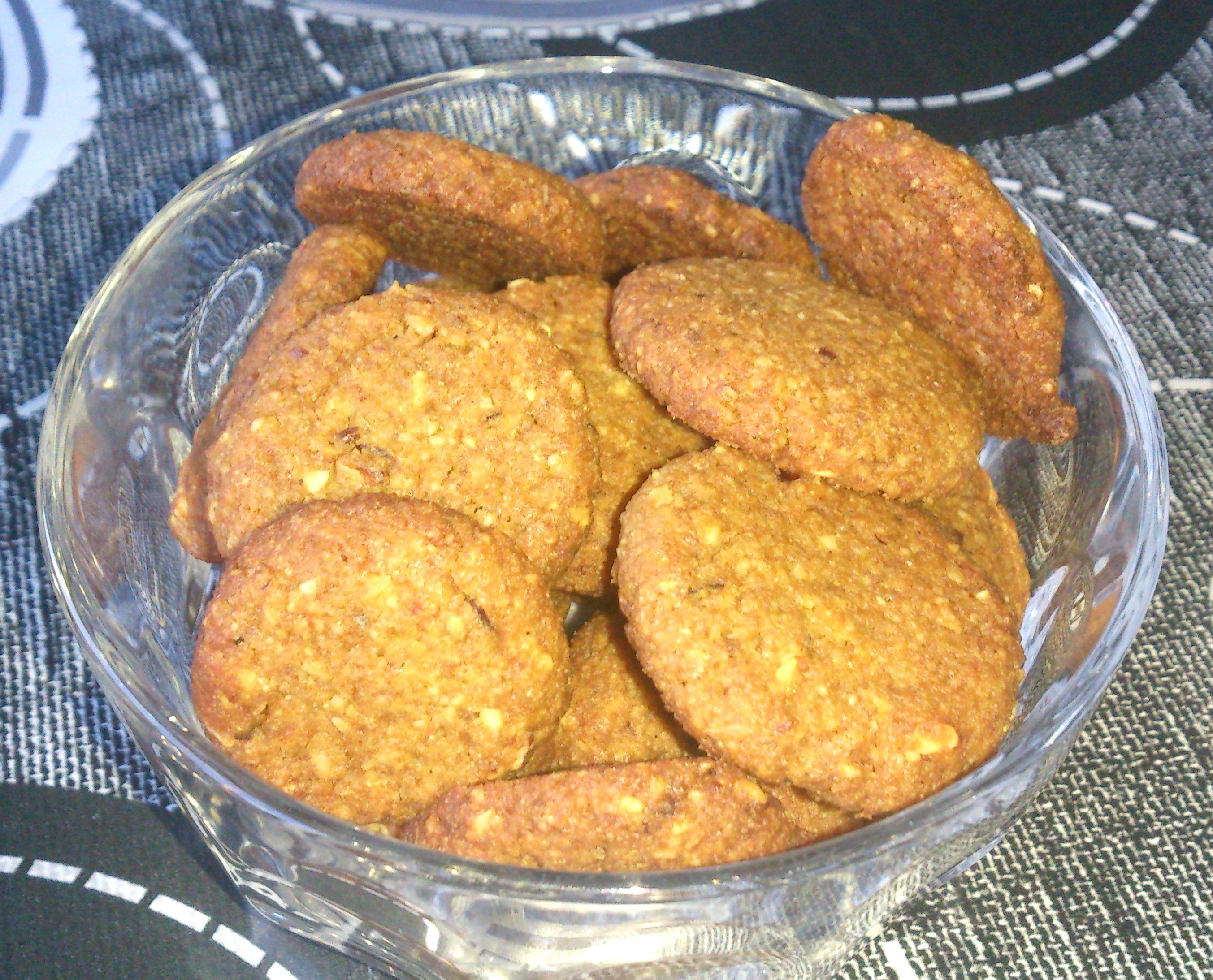 Lakrids småkager  – af Rikke Andersen