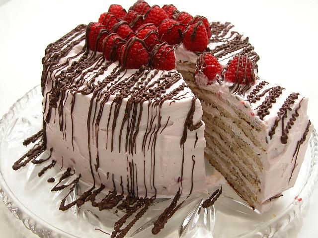 Fødselsdagskager gennem tiden :)