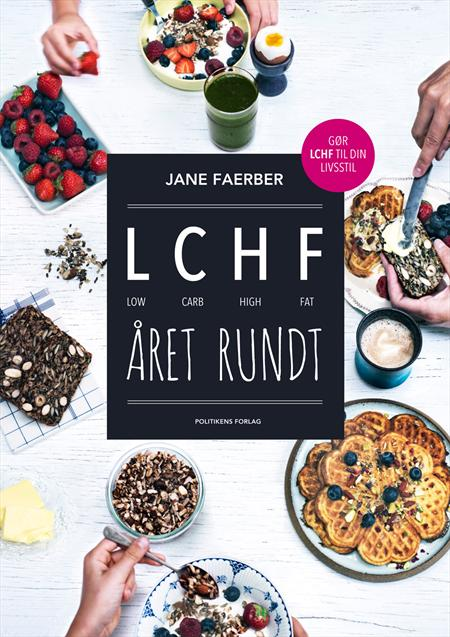 LCHF – Året rundt. Anmeldelse