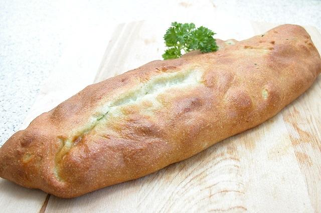 Græske feta og spinattærte 3