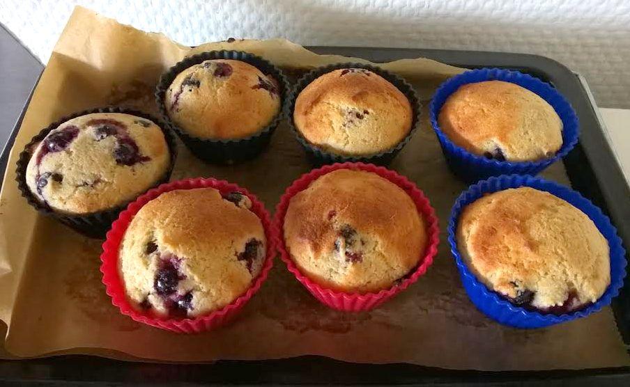 Surbærmuffins