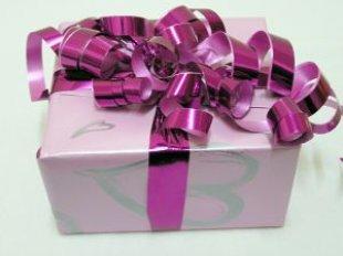 Fødselsdags giveaways