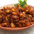 Spicy crispy blomkål - Kopi mini