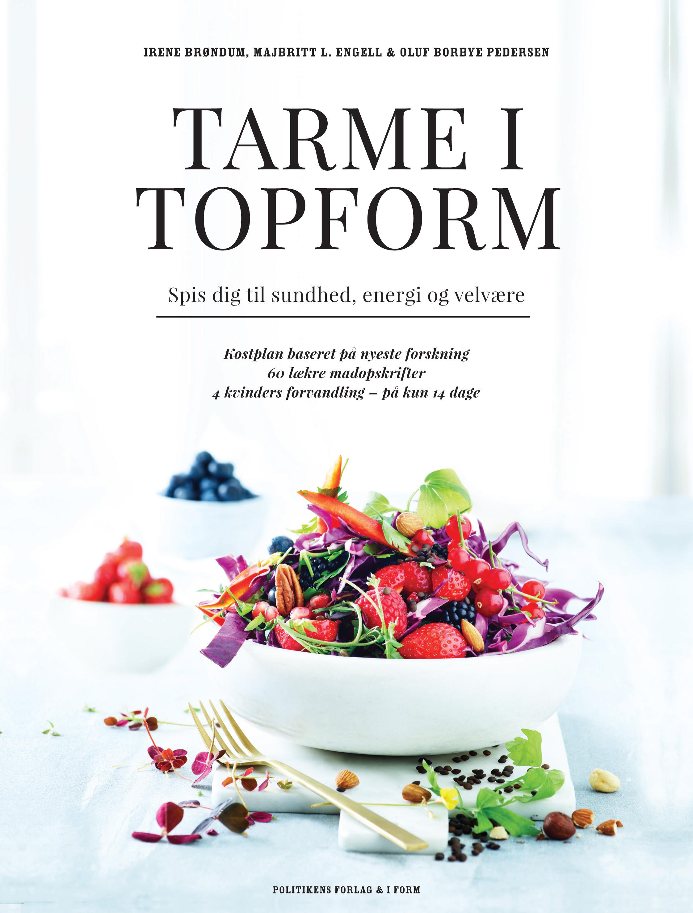 """Anmeldelse af bogen """"Tarme i topform"""""""