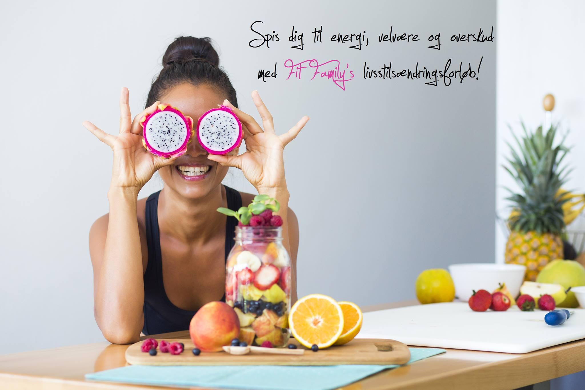 Gratis Webinar – Sådan spiser du dig til drømmekroppen!
