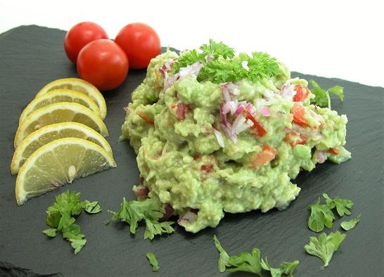 Grov guacamole