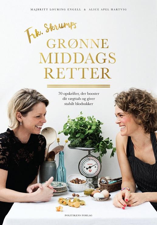 Ny bog – Frk. Skrumps grønne middagsretter.