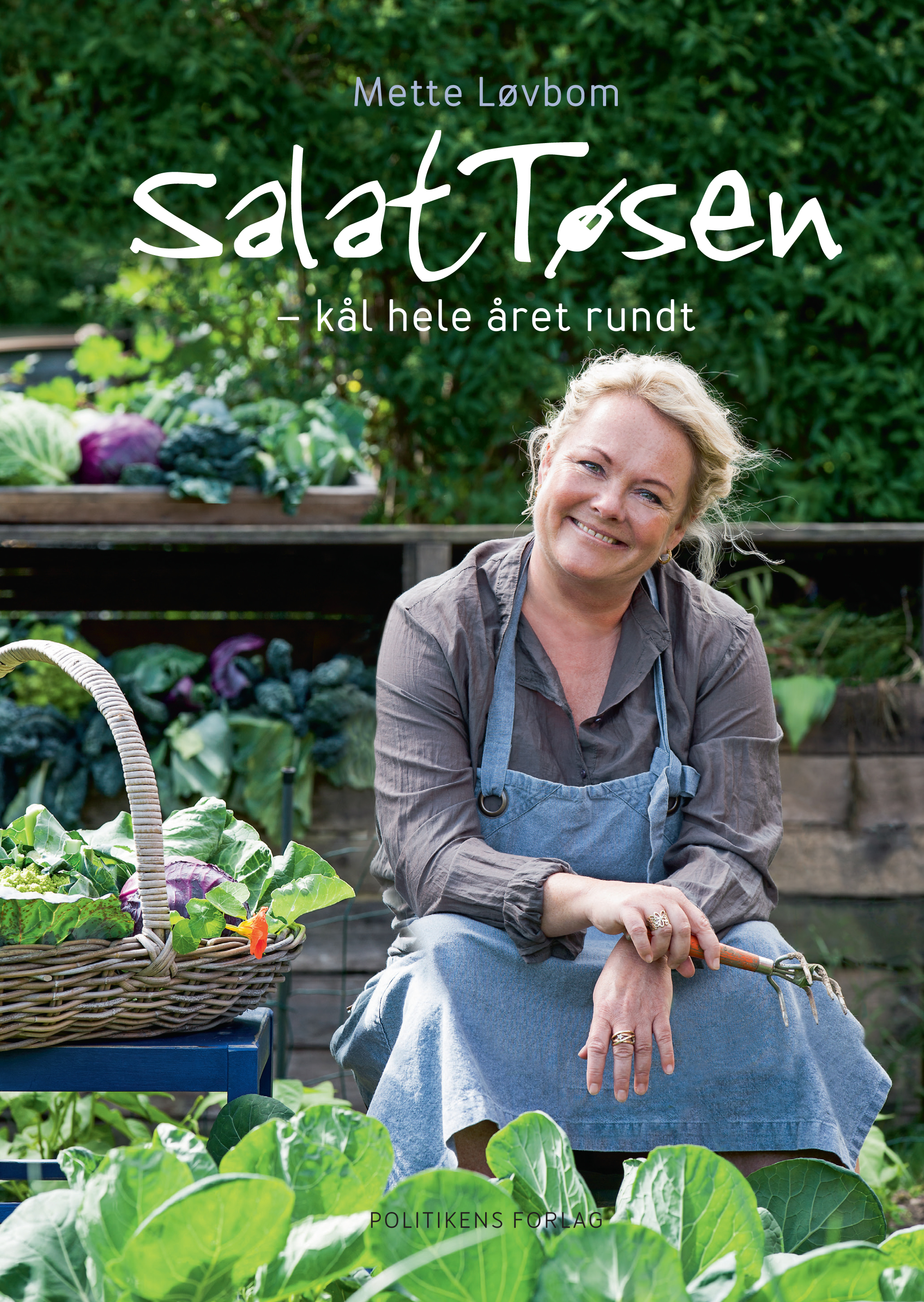 Boganmeldelse – Salattøsen, kål hele året rundt af  Mette Løvbom
